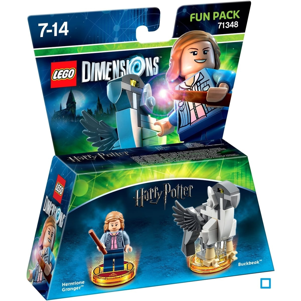 Lego Dimensions Fun Pack Harry Potter 71348