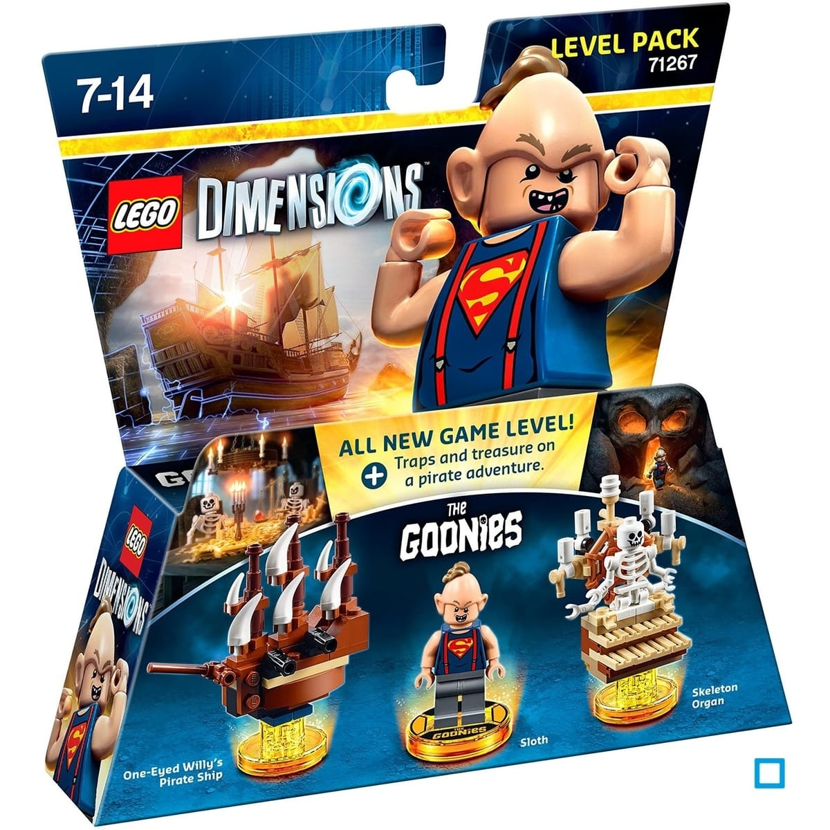 Lego Dimensions Level Pack The Goonies 71267