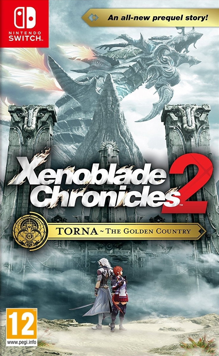 Xenoblade Chronicles 2 Torna The Golden CountryC Nintendo Switch